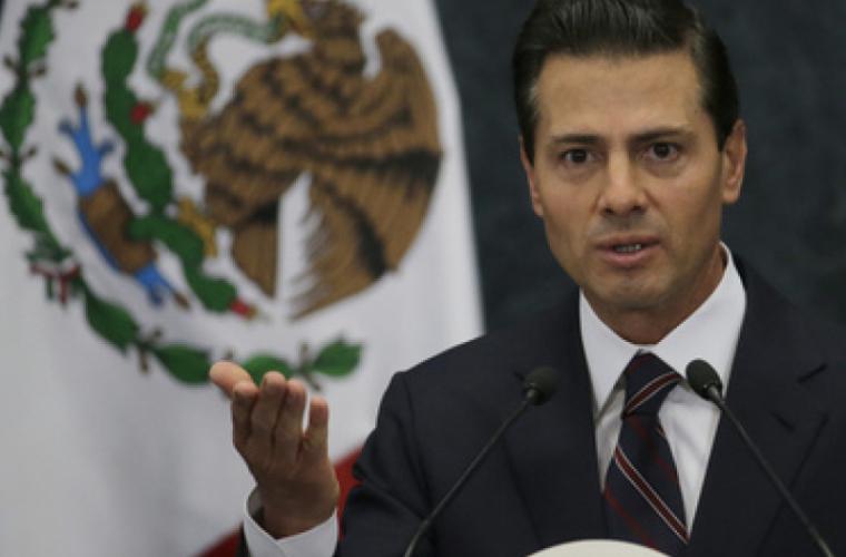 Preşedintele Mexicului: Bineînţeles că nu vom plăti zidul dintre Mexic şi SUA