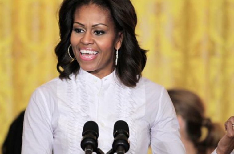 Surpriza lui Michelle Obama unor fane (VIDEO)
