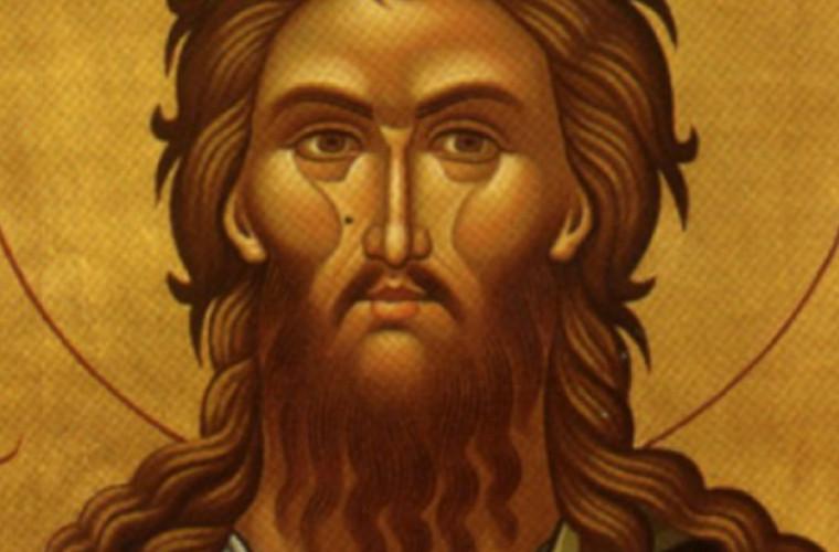 Sfîntul Ioan Botezătorul. Tradiţii şi obiceiuri