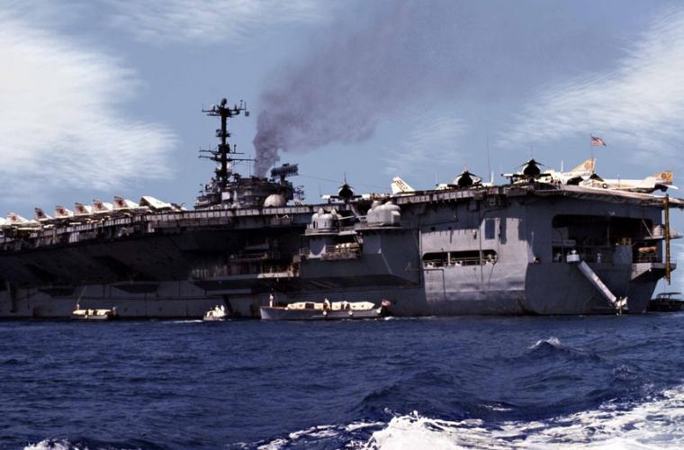 Un atac împotriva unei fregate saudite, viza de fapt o navă a SUA