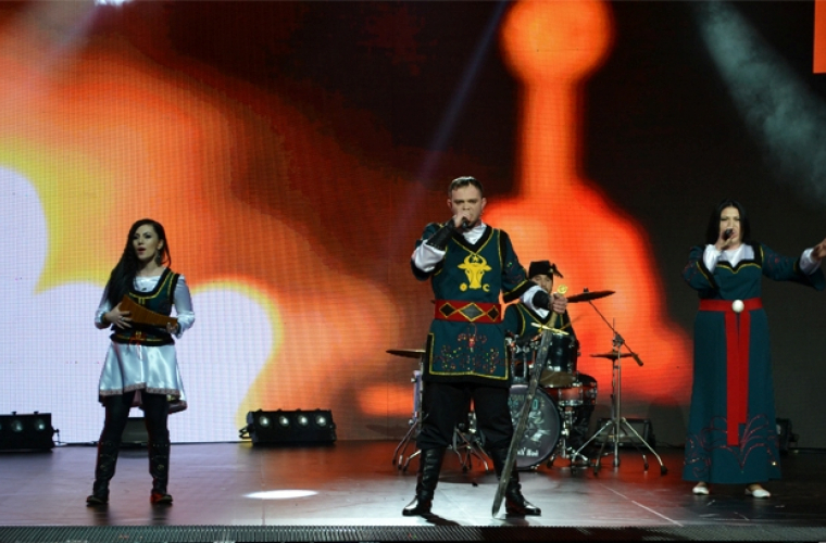"""Trupa """"Che-MD"""" nu se lasă înfrîntă și va mai participa la Eurovision (VIDEO)"""