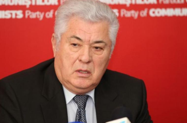 """Voronin a explicat cine, în opinia sa, formează """"opoziția dirijată"""""""