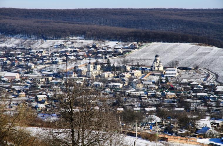 Moldova iarna – imagini spectaculoase de la înălțime (VIDEO)