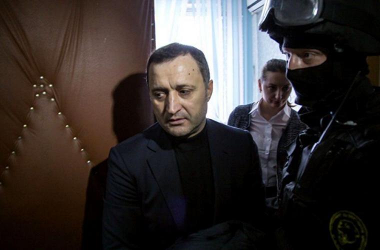 Filat va fi escortat la o închisoare din afara Chișinăului