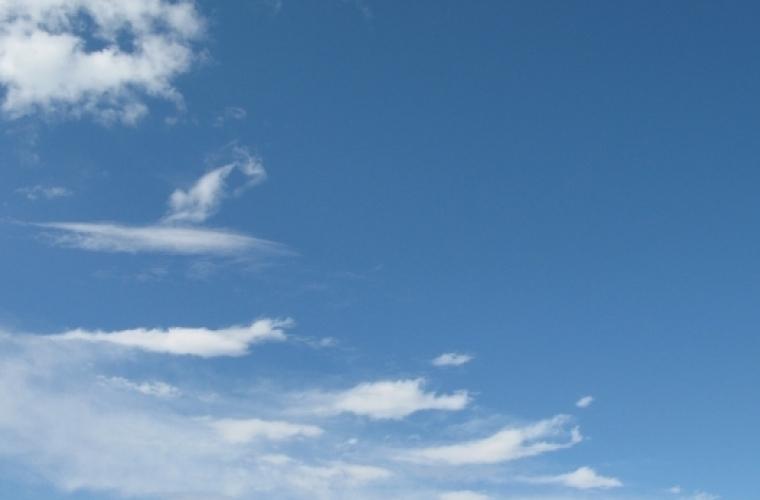 Astăzi vom avea parte de vreme frumoasă