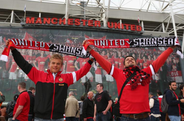 """Manchester United"" le va achita fanilor vizele"