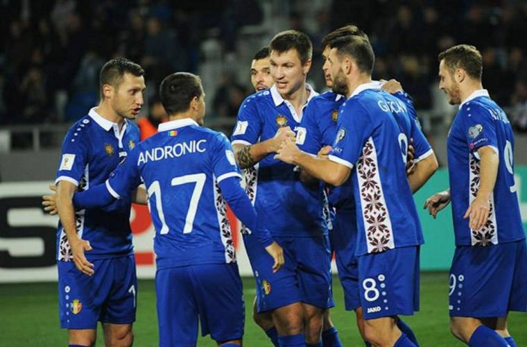 Fotbaliștii moldoveni și-au consolidat pozițiile n ratingul FIFA