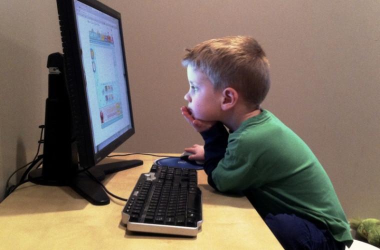 Despre internet - copiilor