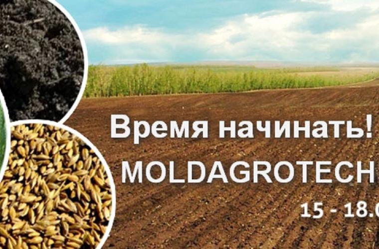 MOLDAGROTECH (spring) dă start sezonului agricol 2017!