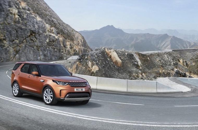 Noul Land Rover Discovery deja e în Moldova