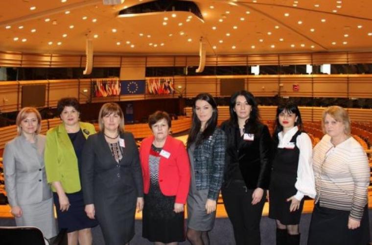 Pe ce loc se clasează Moldova, după numărul femeilor implicate în politică