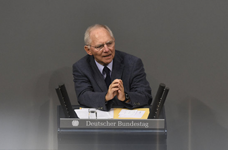 Pachet cu explozibili descoperit la Ministerul de Finanţe de la Berlin
