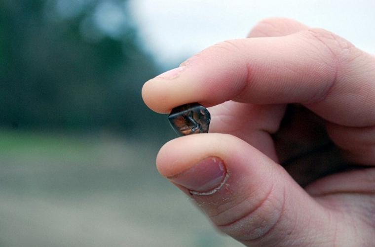 Un adolescent din SUA a descoperit un diamant valoros (FOTO)