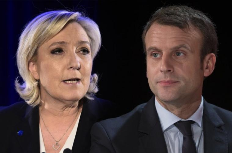 SONDAJ: Favoritul în cadrul alegerilor din Franța