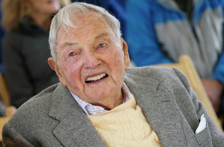 Cel mai bătrîn miliardar din lume a murit