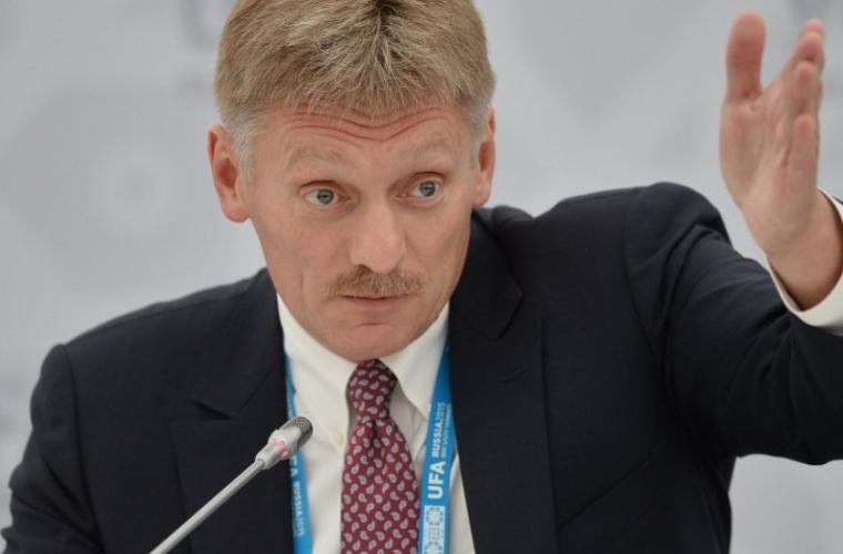 Peskov, vine cu o recomandare în adresa Chișinăului