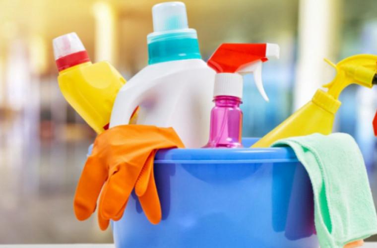 Atenție! Detergenții sînt extrem de periculoși
