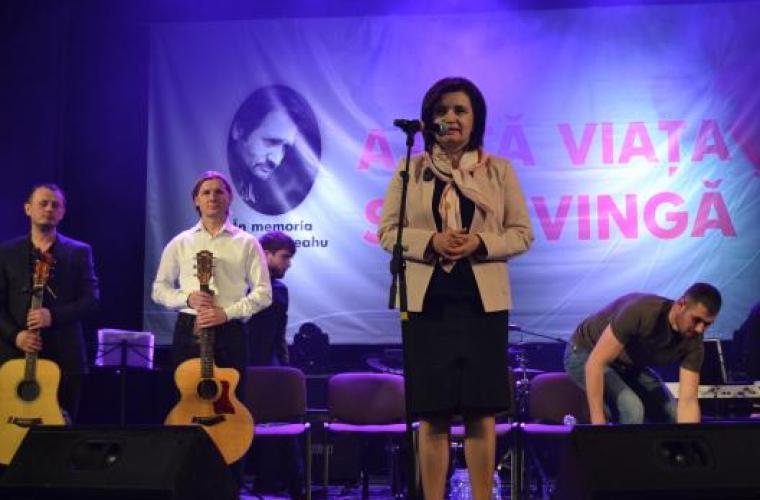 La Chișinău a avut loc tradiționalul concert de caritate