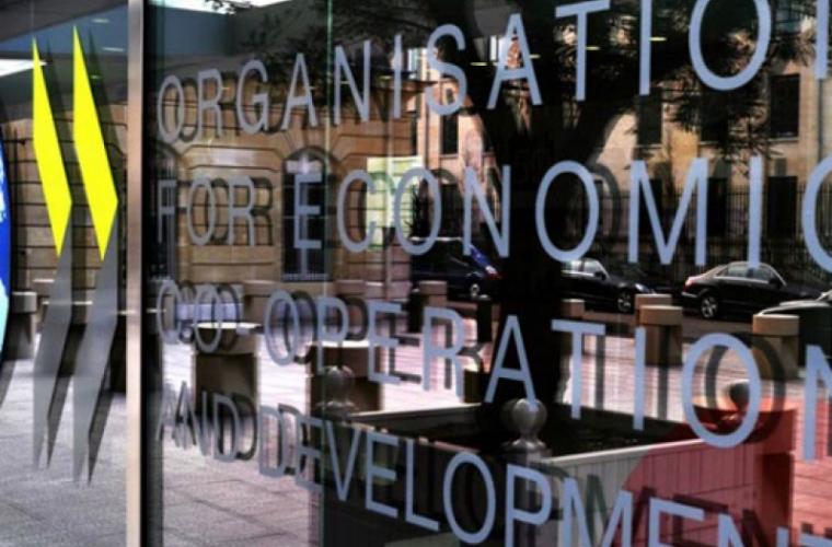 Moldova participă la conferința OCDE în Franța