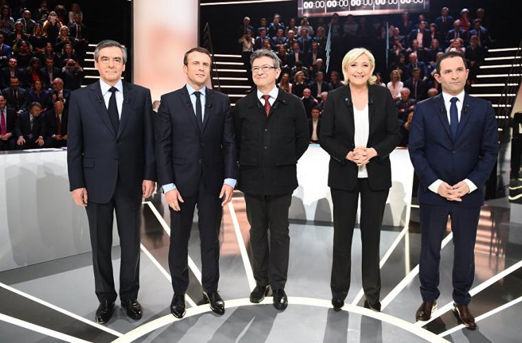 На выборах во Франции решается судьба континента