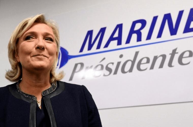 RĂSTURNARE DE SITUAŢIE. Le Pen se retrage din funcția de președinte