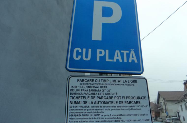 Dezbaterile privind parcările cu plată, anulate din motive necunoscute