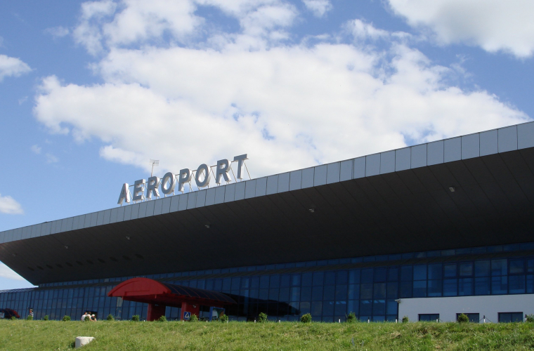 Descinderi la Aeroportul Chișinău!