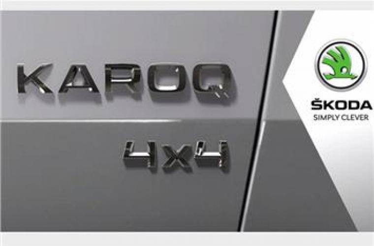 Noul SUV compact ŠKODA se va numi KAROQ