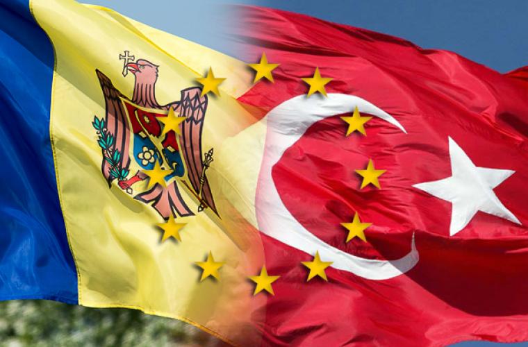 Turcia a acordat 100 de mii de euro Moldovei