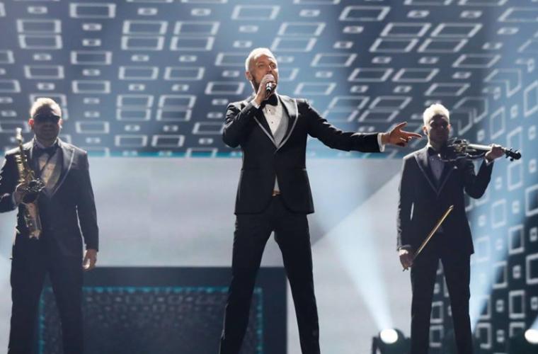 Vezi prestanța SunStroke Project în prima semifinală a Eurovision (VIDEO)