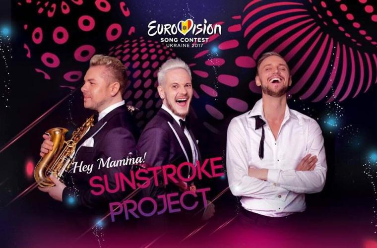 SunStroke Project după finala de la Eurovision: Este o onoare...(VIDEO)