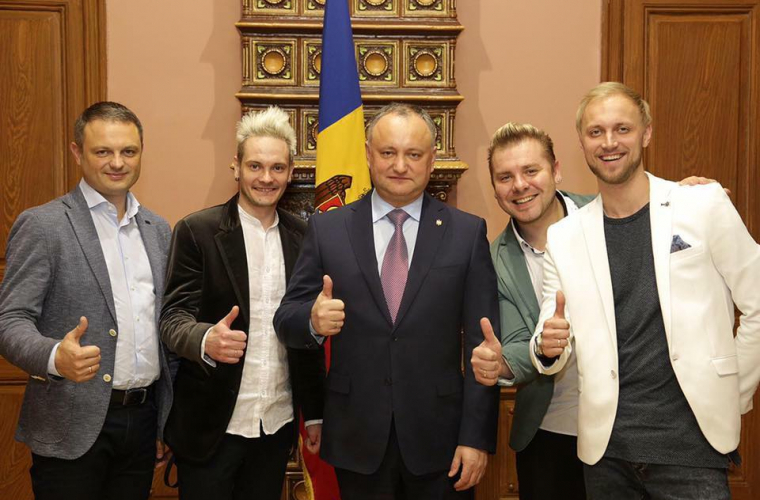 SunStroke Project le-a mulțumit celor care i-au susținut (VIDEO)