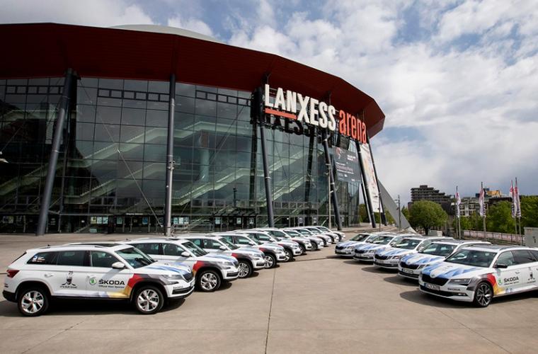 Pentru a 25-a oară, Škoda devine sponsor general al Campionatului Mondial de Hochei