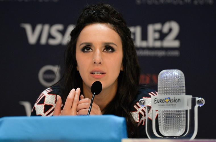 """Jamala: resping acuzațiile de eșecul Ucrainei la """"Eurovision"""""""