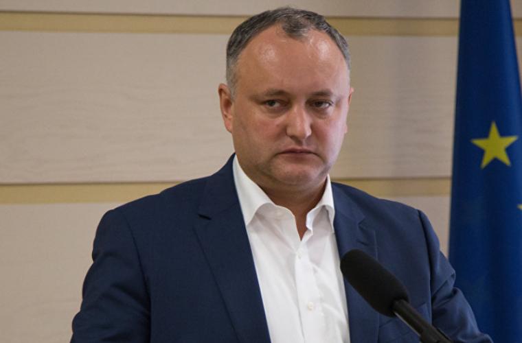 """Dodon - pentru """"un dialog constructiv în reglementarea transnistreană"""""""