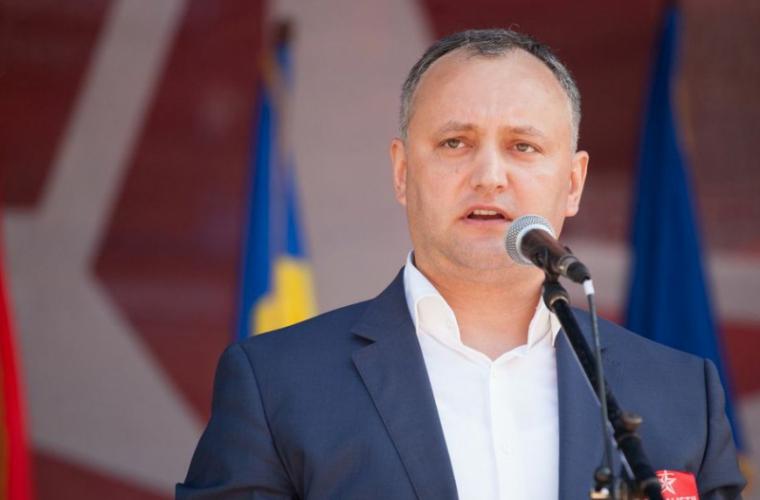 În satul de baștină al lui Igor Dodon va avea loc un eveniment important