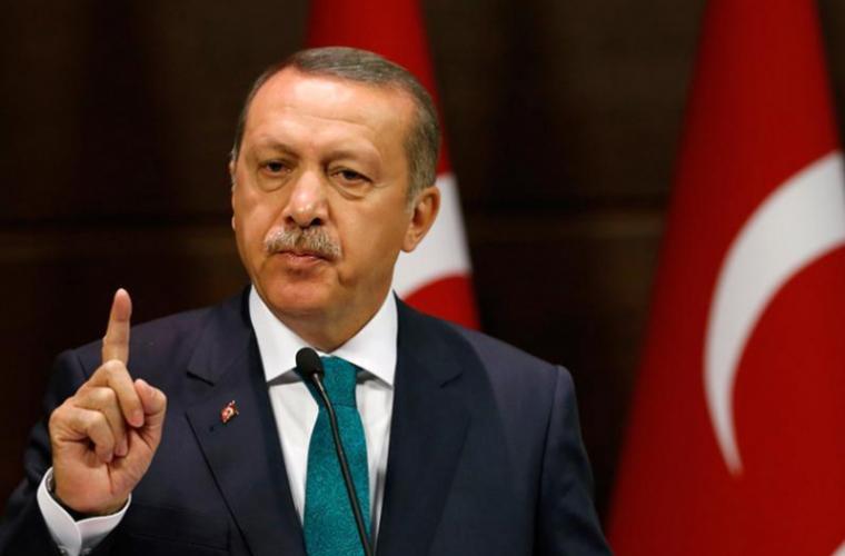 SUA a emis mandate de arestare pentru cei 12 paznici ai lui Erdogan