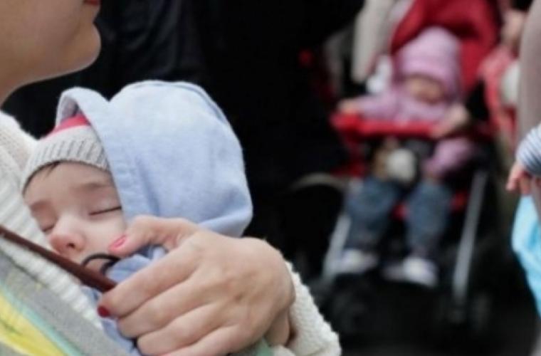 O moldoveancă, obligată să returneze indemnizația pentru creșterea copilului
