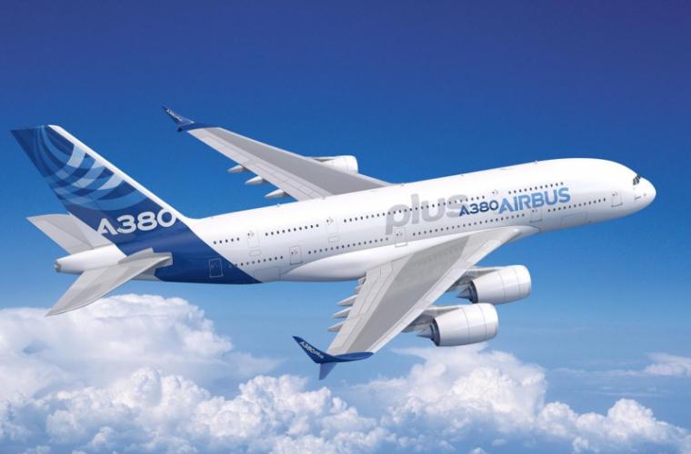 Airbus a prezentat noua versiune a celui mare avion din lume