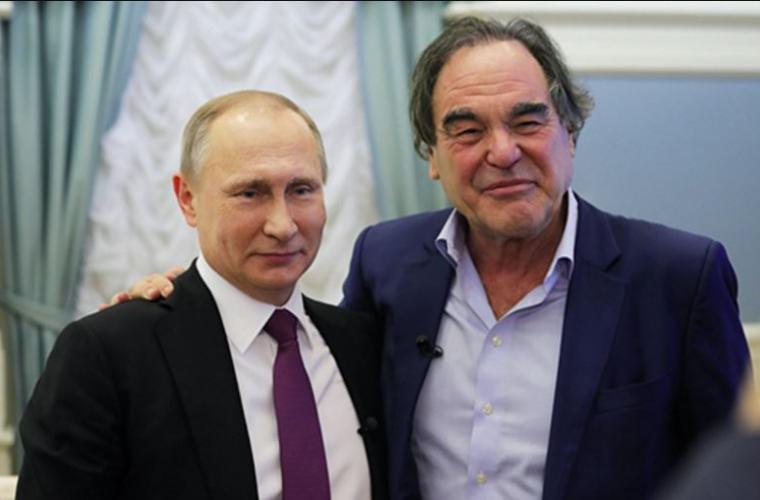Spectatorii NOI TV vor viziona printre primii noul film despre Putin (VIDEO)