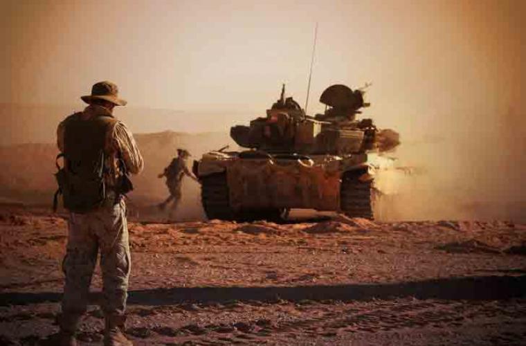 Armata siriană a pătruns în provincia Deir Ezzor
