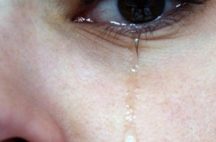 Cum arată lacrimile la microscop