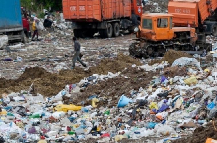Deșeurile din Chișinău mai pot fi evacuate la poligonul din str. Uzinelor încă 2 zile!