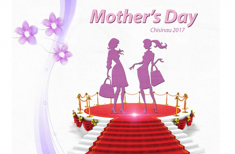 Mother's Day Chisinau 2017