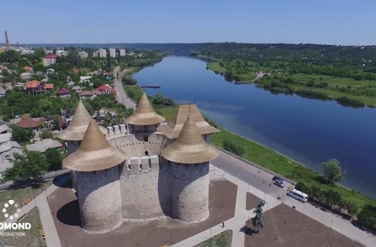 Cele mai frumoase fotografii realizate cu dronele în Moldova (Foto)
