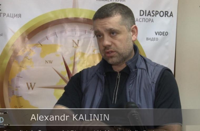 Kalinin: Diaspora trebuie informată despre referendum