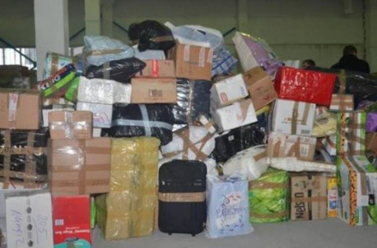 Невероятная находка молдавских таможенников в одной из посылок (ФОТО)