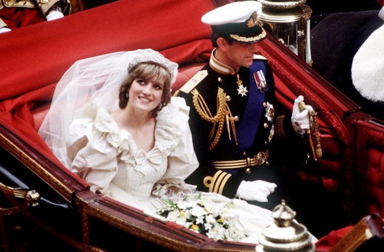 Королевские свадьбы: 29 ретро фото с торжеств наследников престола (ФОТО)