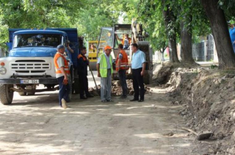 Mai multe străzi din municipiul Ungheni vor fi reparate capital
