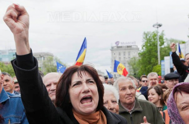 Протестующие заявили, что возобновят акции протеста (ВИДЕО)